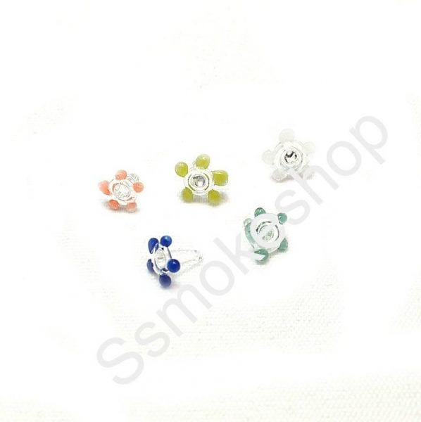 Glass Pipe Screen Set of 5 Pieces