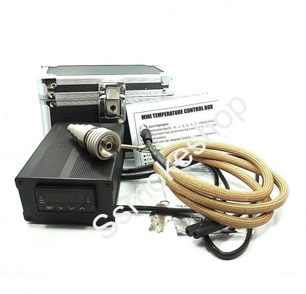 ENAILBOX Standard DIGITAL TEMPERATURE CONTROL BOX ENAIL COIL HEATER  #967D35