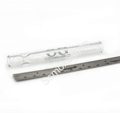 4-inches OG Chillum Glass Pipe