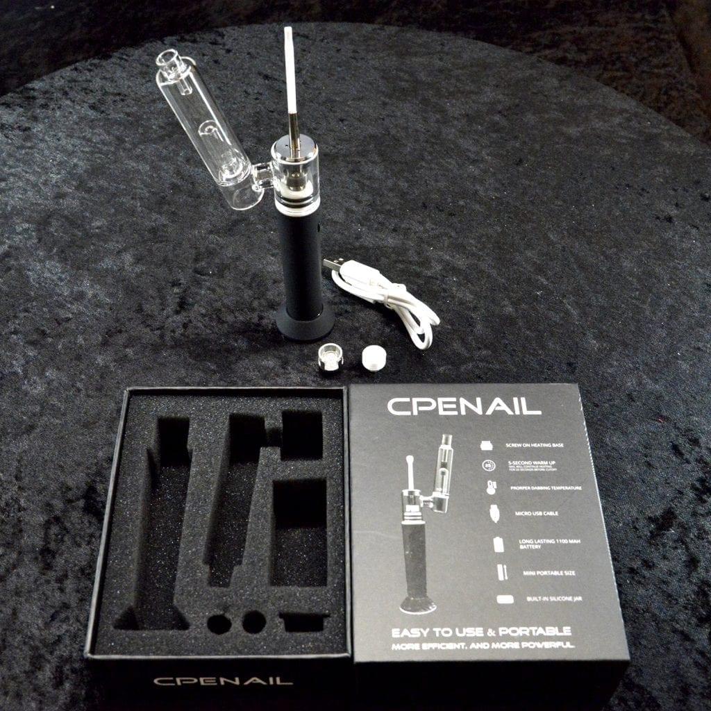 CPENAIL 1100mah Portable Wax Pen E Nail Ceramic Electric H Nail