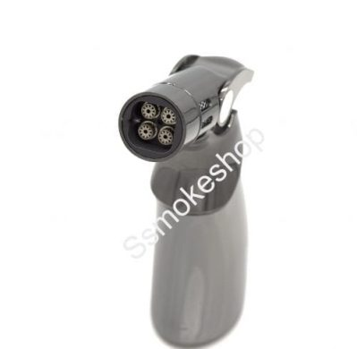 Zico Torch 45 degree Four Jet Flame Cigar Lighter