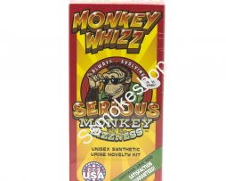 Monkey Whizz synthetic urine belt