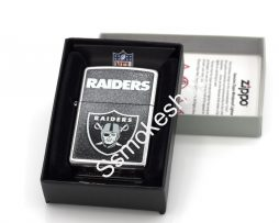 Zippo Oakland Raiders NFL Throwback Lighter