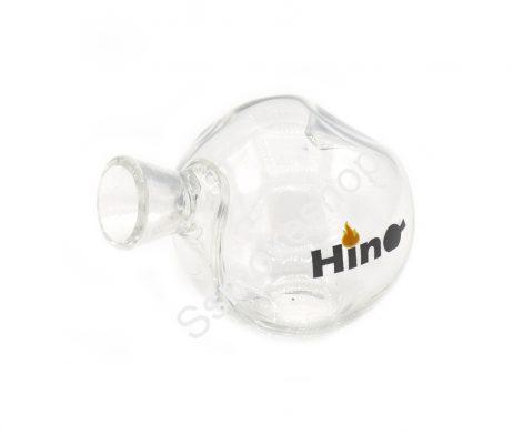 HIN Mini Thick Glass Blunt Bubbler Smoking Pipe
