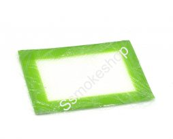 Food grade small non stick silicone oil wax mat pad