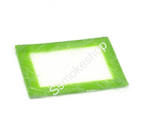 Food grade small non stick silicone oil wax mat pad