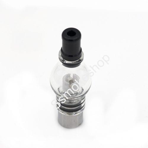 Glass Globe Thick Oil Dome Atomizer 510