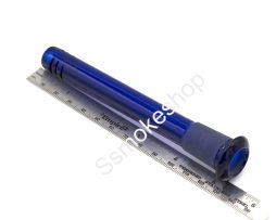 color down stem BLUE GLASS DIFFUSED DOWNSTEM