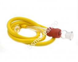14mm REPLACEMENT Vaporizer WHIP HOSE WITH CERAMIC SCREEN soft color tube