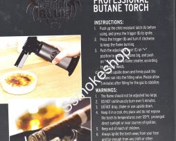 Special Blue Diablo Torch Double Flame Heavy Duty Lighter