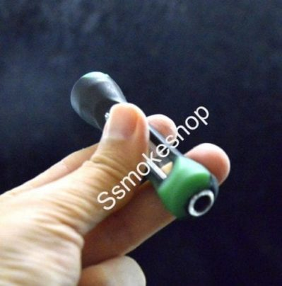 "3.5"" Chillum Glass Pipe Silicone Cover"