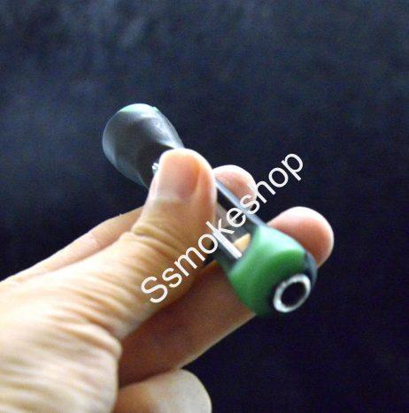 """3.5"""" Chillum Glass Pipe Silicone Cover"""