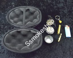 Grenade Grinder with Metal Pipe Set