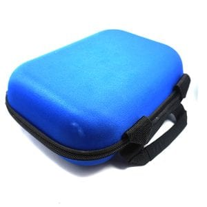 Hard Shell Jumbo Case with Top Carrying Handle