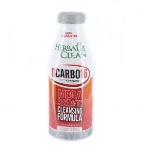Herbal Clean Mega Strength Cleansing Formula 16 oz