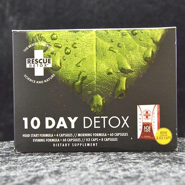 Rescue Detox - 10 Day Detox Kit
