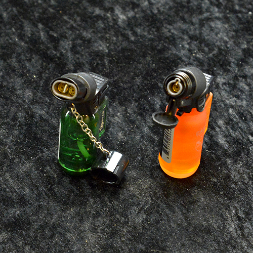 "3"" Torch Lighter Combo: 1 Torch + 2 Torch"