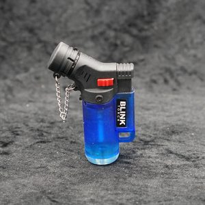 Single Torch Lighter Blue