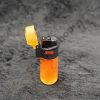 Single Torch Straight Lighter Orange