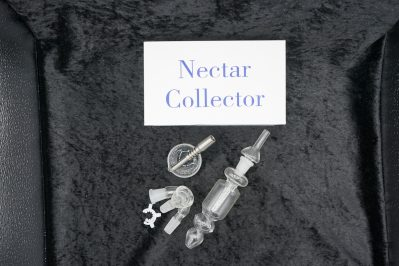 Nectar Collector with Bent Neck Glass