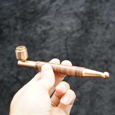 Metal Pipe with Gift Box