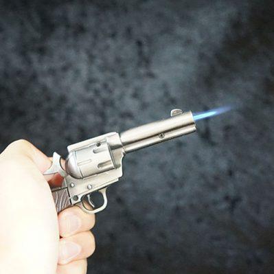 Revolver Torch Lighter