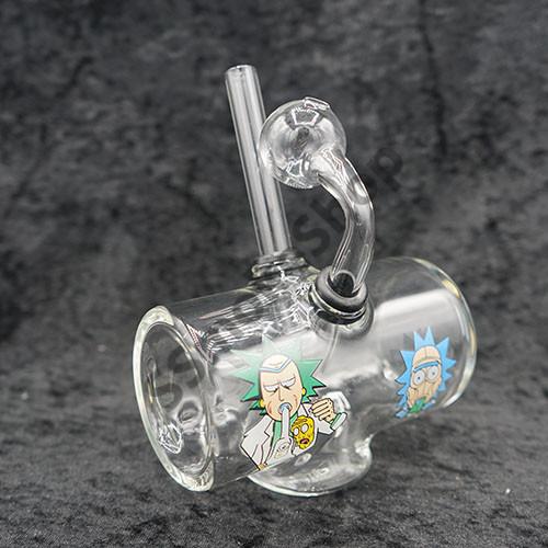 Oil Bubbler Cylinder Drum Design