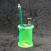 Colourful acrylic bubbler