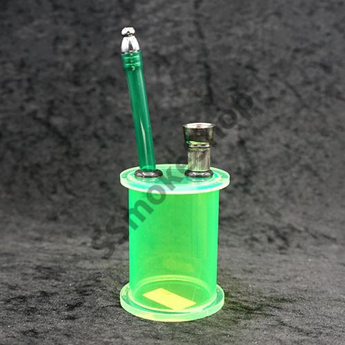 Colourfulacrylic bubbler