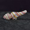 Glass Animal Pipe Mouse Strip Color