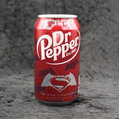 Dr Pepper Stash