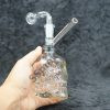Glass Skull Oil Burner Bubbler 14mm