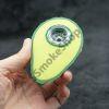 Silicone Avocado Smoking Pipe