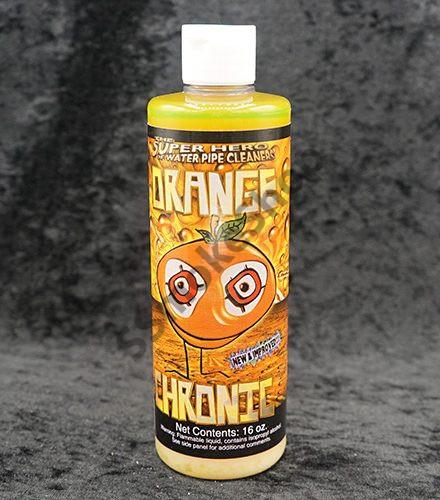Pipe Cleaner Orange Chronic 16oz