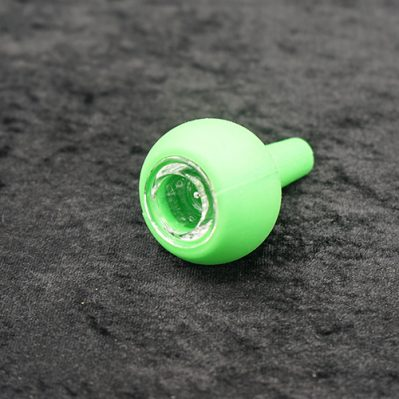 Silicone Glass Bowl 14mm Color