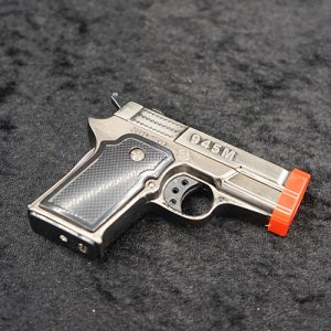 Pistol Dual Torch Lighter