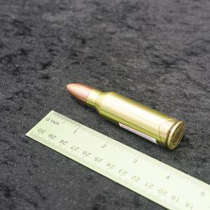 Bullet Design Torch Lighter Copper