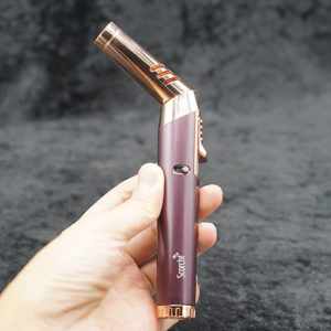 Scorch Pen Torch Lighter Color Adjustable Angle Head