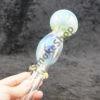 Jumbo Glass Color Change Oil Burner Pipe