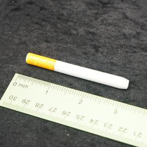 Ceramic Cigarette Bat 3 inches