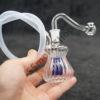 Mini Hand Oil Burner Bubbler Inner Stem 4 inches